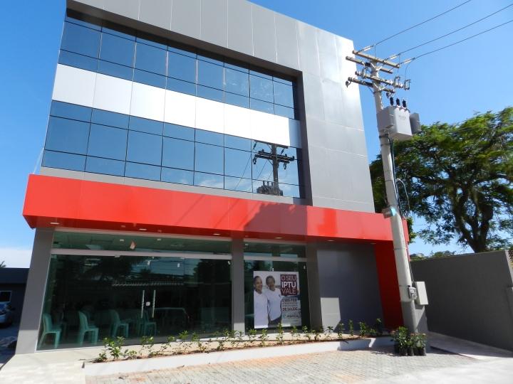Novo prédio da prefeitura no Centro Foto Katito Carvalho